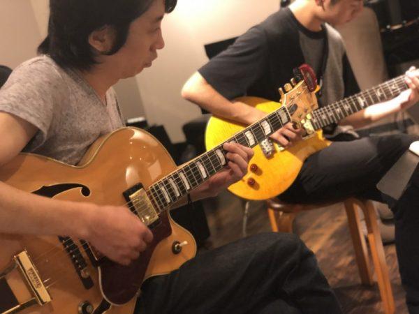 東京のギター教室